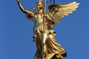 Siegessäule (Gold Else) – Berlin's Victory Column