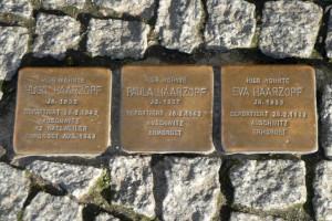 Stolpersteine – A Memorial Project