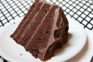 Barcomi's Deli: Devil's Food Cake