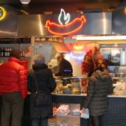 Bier's Kudamm 195 – Currywurst on Berlin's Shopping Boulevard