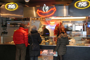 Bier's Kudamm 195 – Currywurst on Berlin's Shopping Boulevard