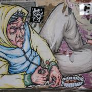 A Berlin Hof Spot For Street Art