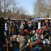 Flohmarkt am Mauerpark – a Berlin Flea Market