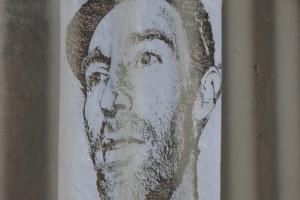 Vhils – Go Forth: Street Art in Berlin