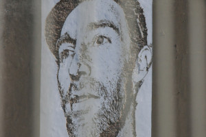 Vhils – Go Forth: Street Art in Berlin