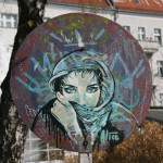 Undercover: Street Art by AliCé (Alice Pasquini) in Berlin