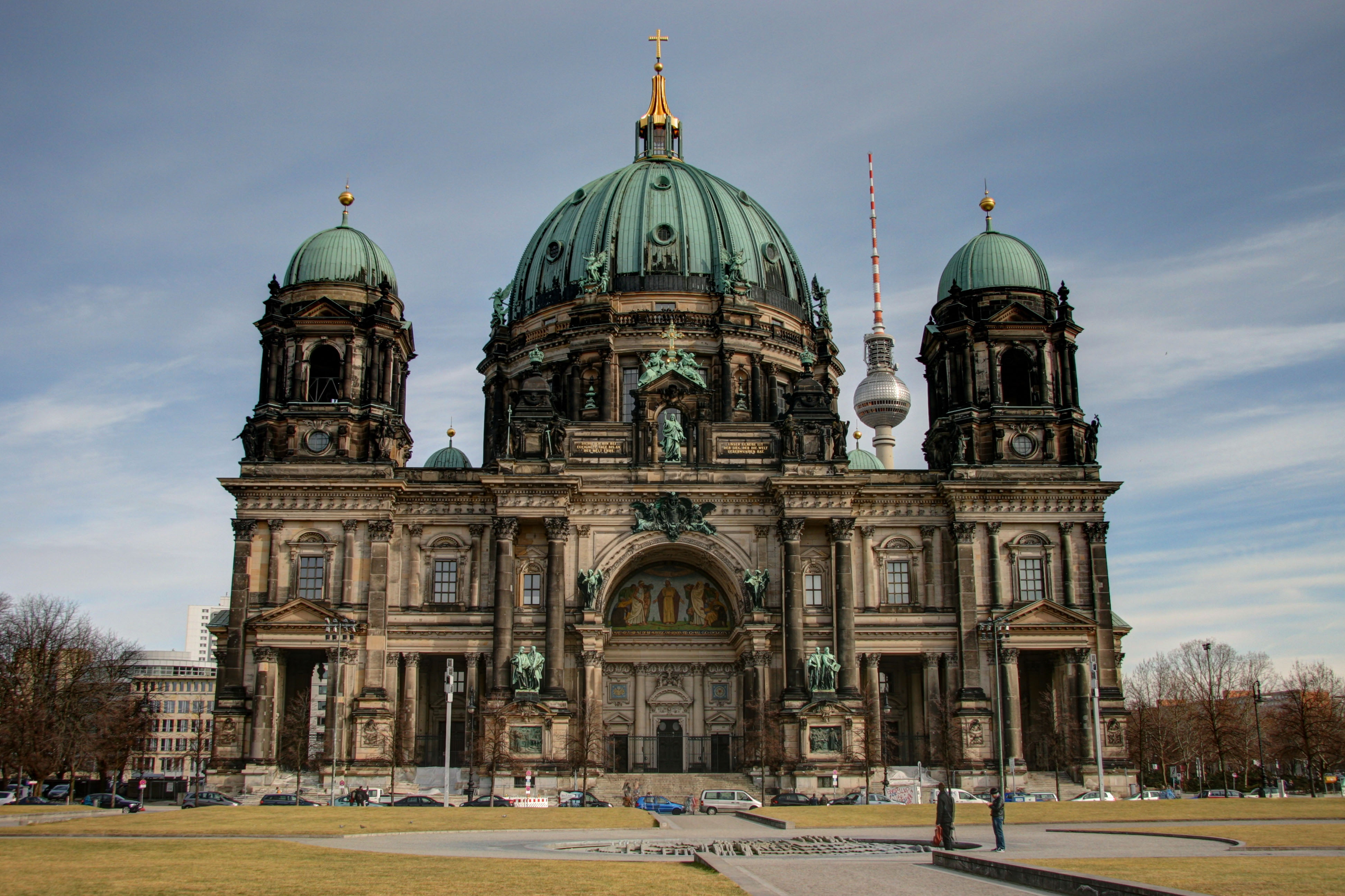Berliner dom berlin cathedral andberlin for Carports berlin