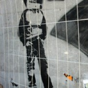 Blek le Rat Uncovered in Berlin