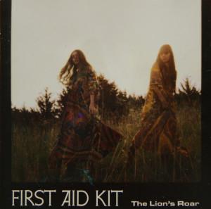 First Aid Kit - The Lion's Roar CD album artwork