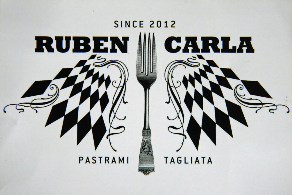 Ruben and Carla Berlin logo