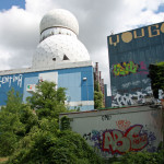 Some buildings at the NSA Listening Station at Teufelsberg