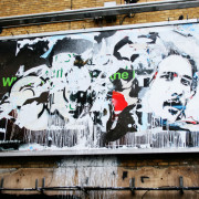 Vhils in London