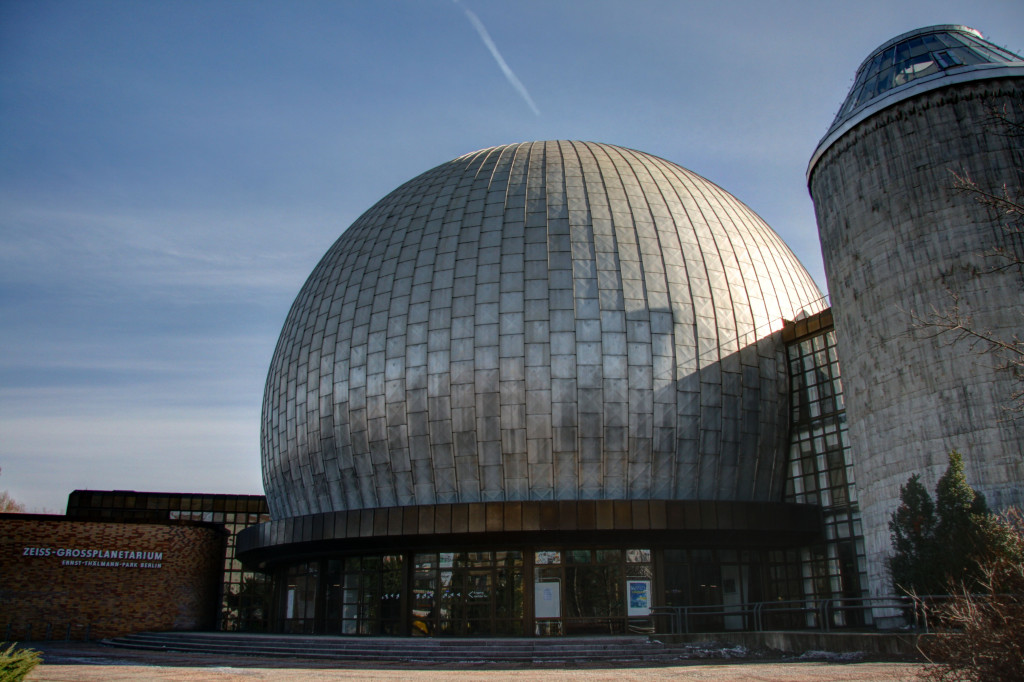 The Zeiss Grossplanetarium in Berlin