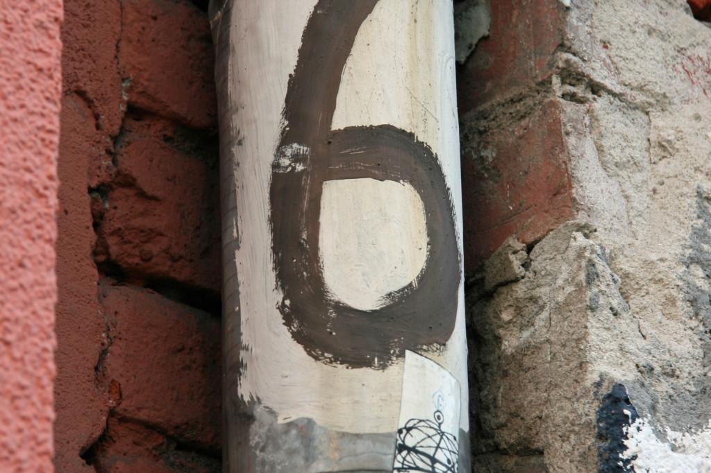 6: Street Art by Unknown Artist in Berlin