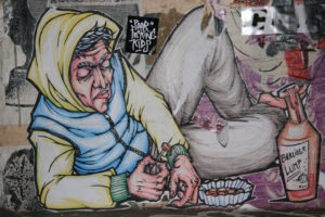 Street Art Courtyard – A Berlin Hof Spot For Street Art