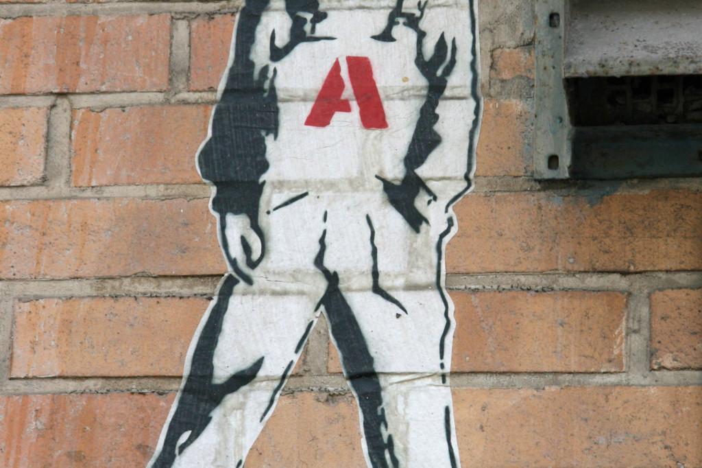 A: Street Art by ALIAS in Berlin