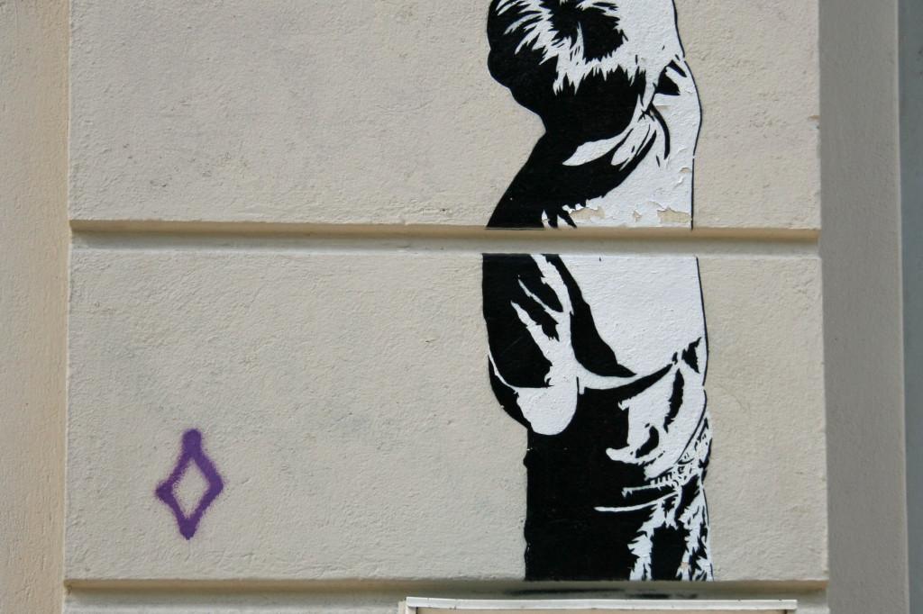 Graffiti Writer: Street Art by ALIAS in Berlin