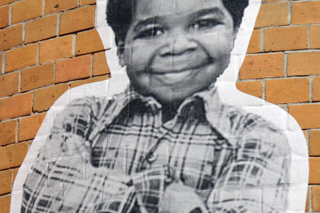 Arnold (What You Talkin' 'Bout Willis): Street Art by Unknown Artist in Berlin