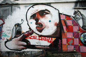 Bezt-Sainer-Sepe Collaboration: Street Art in Berlin