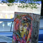 C215 – A familiar face in Berlin
