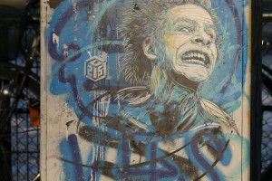Street Art – February 2012