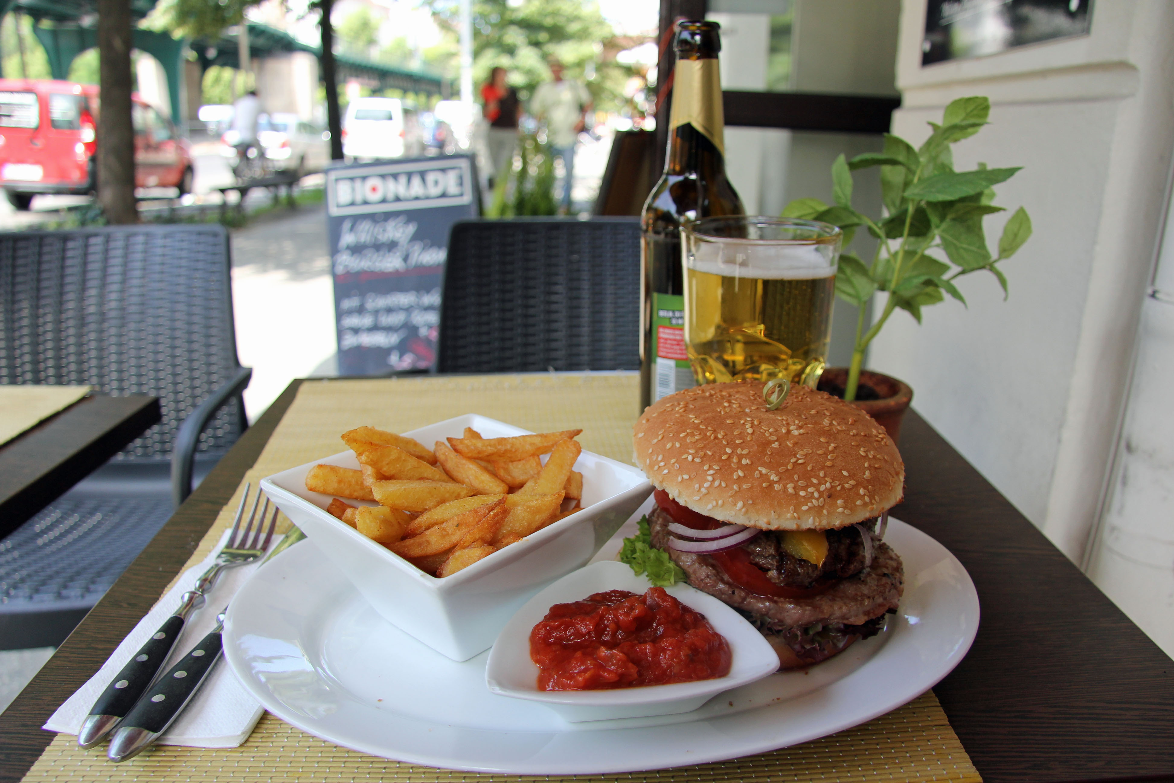 Burgerie Berlin Love