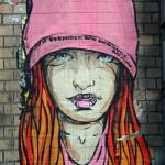 Ich Vermisse Den Siedlungsbalkon: Street Art by El Bocho in Berlin