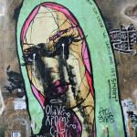 Manchmal Seh Ich Liebe Wo Garkeine Ist: Street Art by El Bocho in Berlin