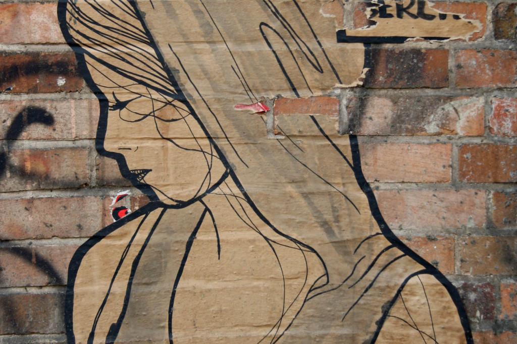 Still Love Berlin: Street Art by El Bocho in Berlin
