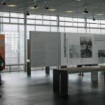 The Indoor Exhibition at Topographie des Terrors (Topography of Terror) in Berlin