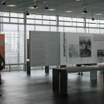 The Indoor Exhibition at Topographie des Terrors (Topography of Terror) in Berlin