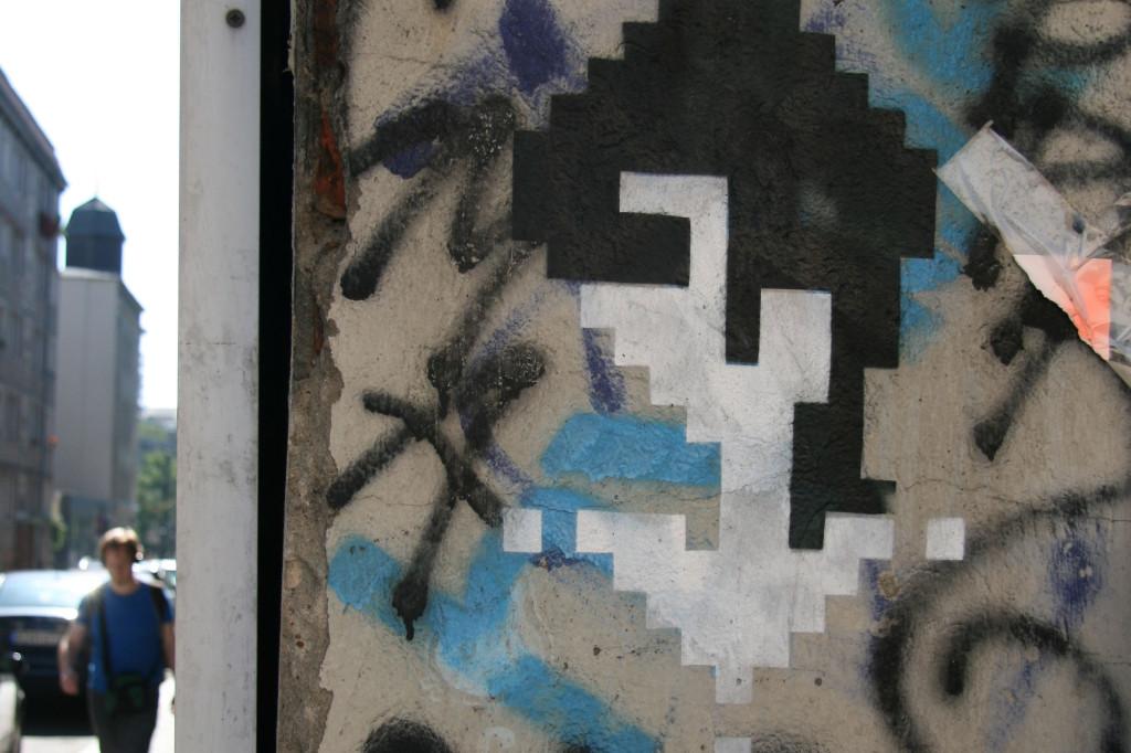 Like: Street Art by Unknown Artist in Berlin
