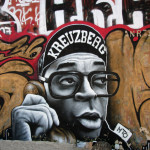 Spike Lee: Street Art by MTO in Berlin