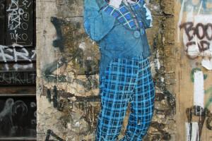 Street Art – July / August 2009