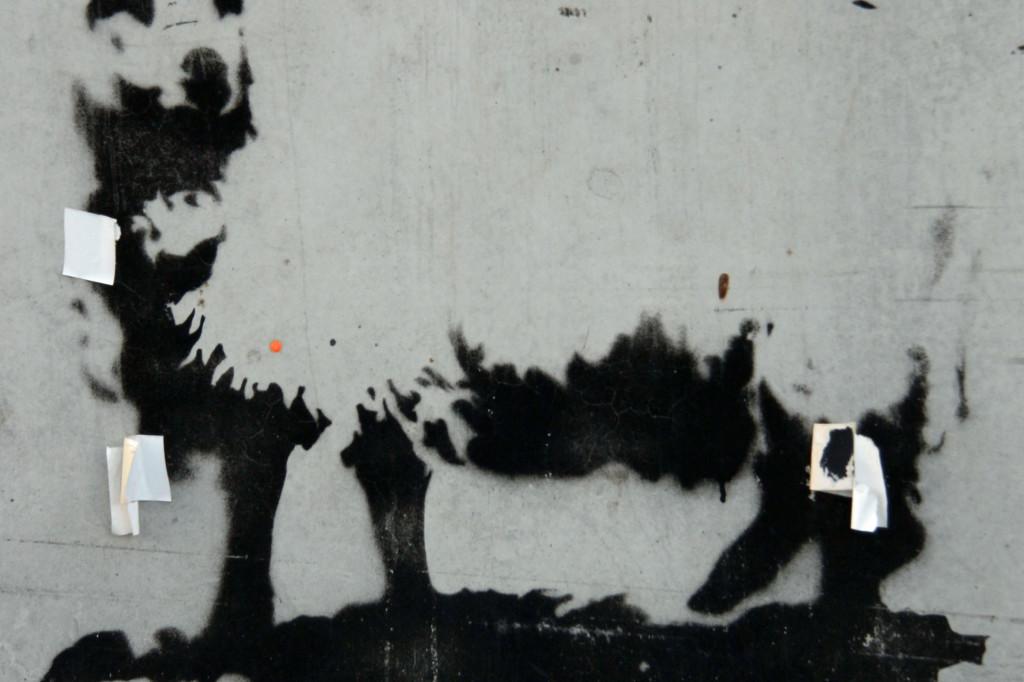 Sheep: Street Art by Unknown Artist in Berlin