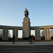 Soviet War Memorial on Strasse des 17 Juni