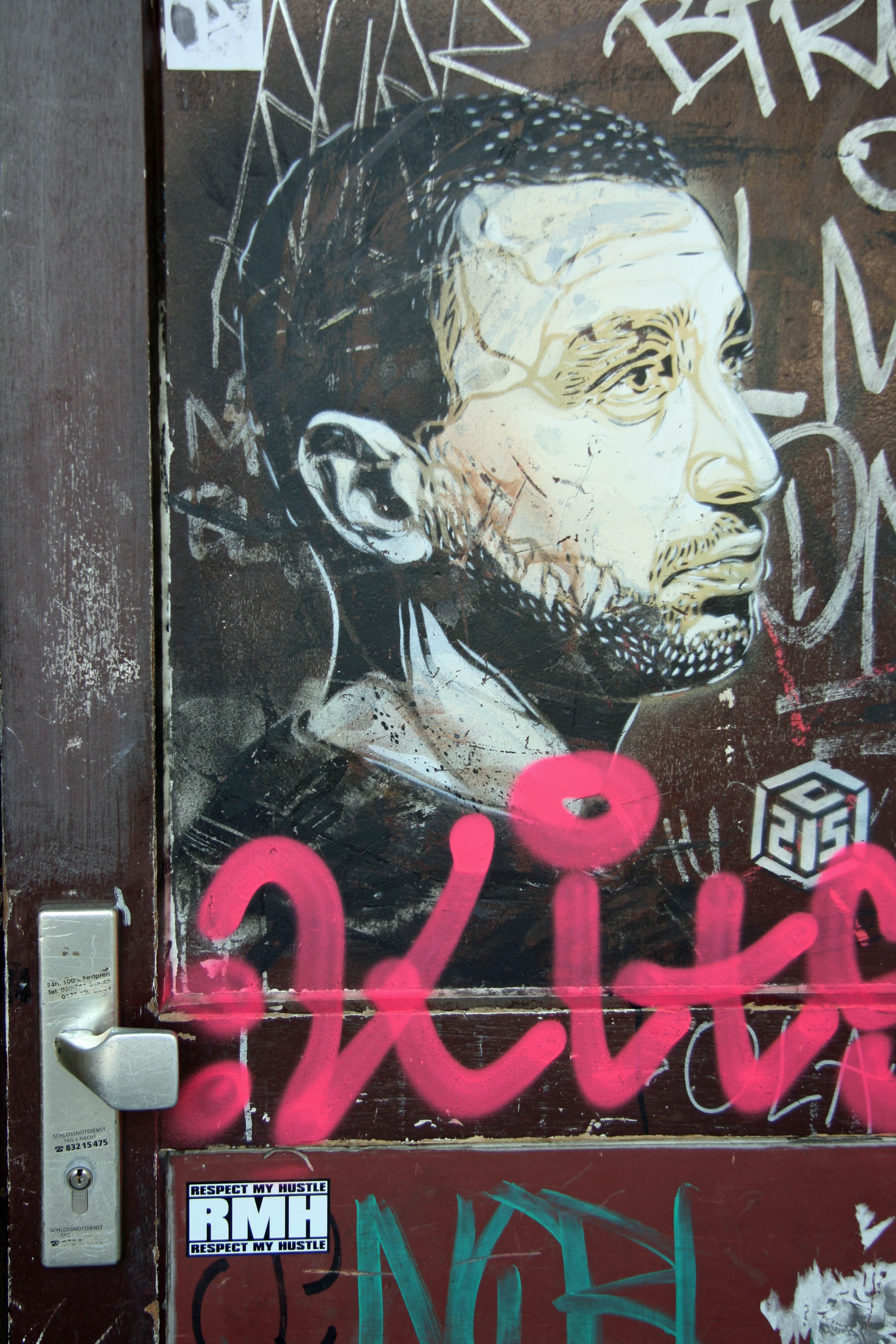 Profile: Street Art by C215 in Berlin