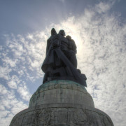 Soviet War Memorial in Treptower Park