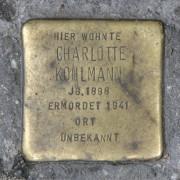 Stolpersteine 111 – 112