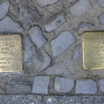 Stolpersteine 118: In memory of Ellen Cahen and Frida Levy (Xantener Strasse 20) in Berlin