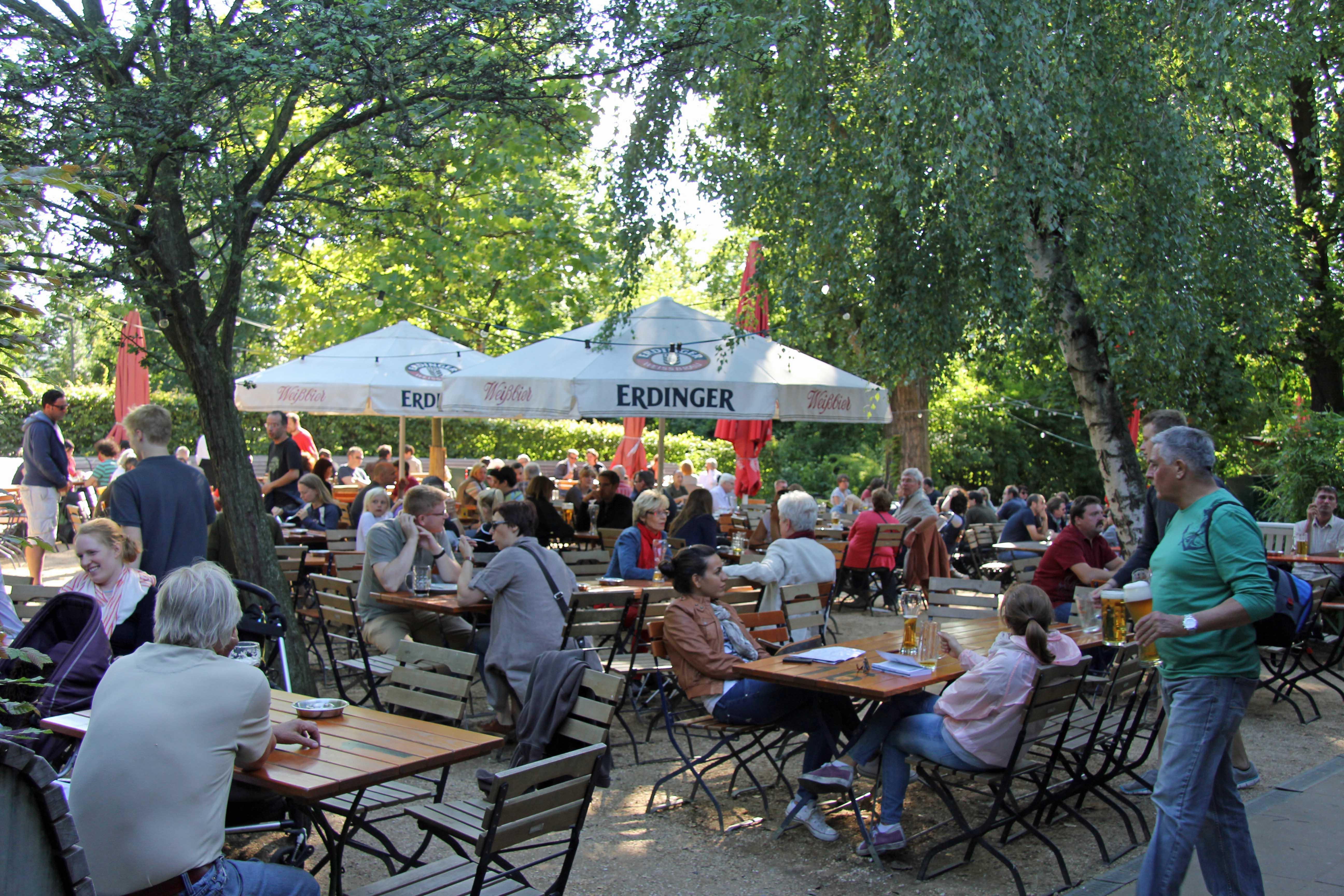 Cafe Restaurant Am Schlossweiher J Ef Bf Bdgersburg