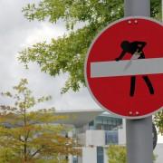 More Street (Sign) Art in Berlin