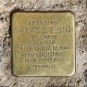 Stolpersteine 122 – 124