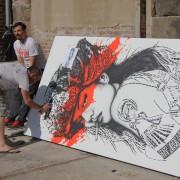 Stroke Urban Art Fair 2012 in Berlin