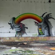 Art On A Crumbling Canvas: Papierfabrik Wolfswinkel