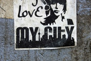 My Love? My City