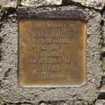 Stolpersteine 137: In memory of Paula Budde (Friedrichstrasse 11) in Berlin