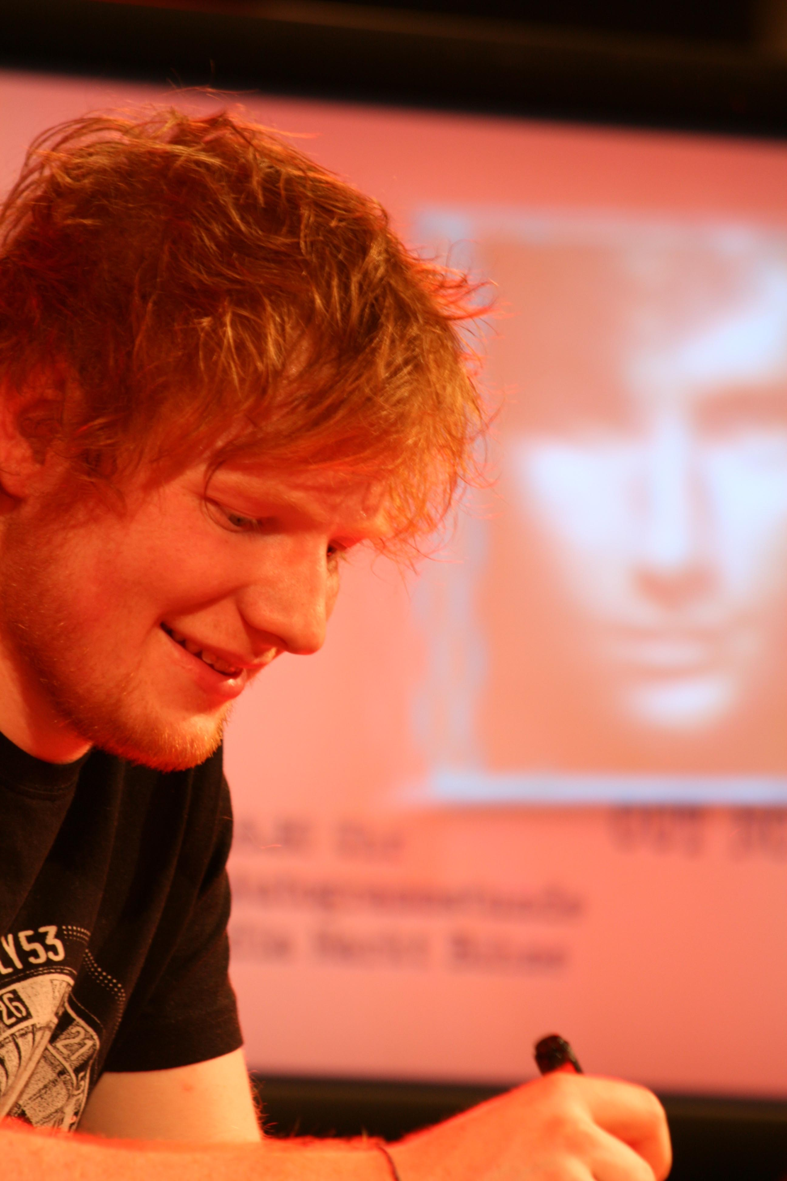 Ed Sheeran Give Me Love Live Room Mp Download
