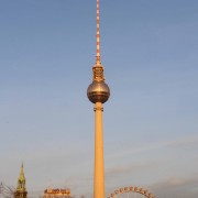Snapshot: Fernsehturm and Ferris Wheel