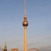 Snapshot: Fernsehturm and Ferris Wheel